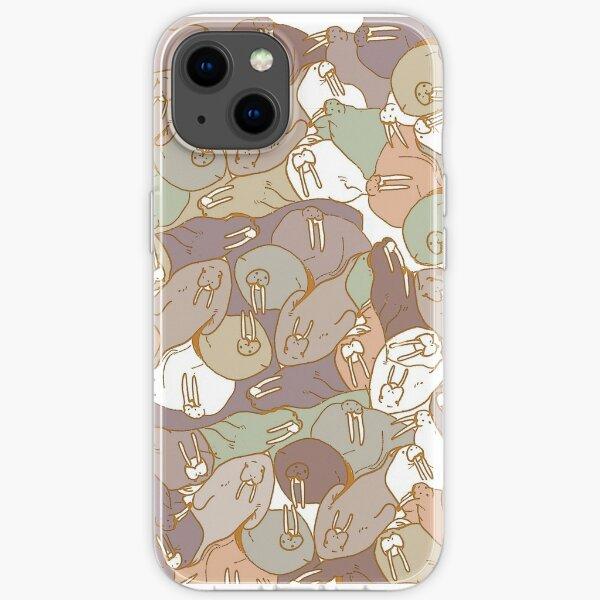 Walrus  iPhone Soft Case