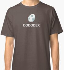Dododex Logo (Taming Calculator for Ark: Survival Evolved) Classic T-Shirt