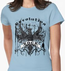 Rock Revolution Women's Fitted T-Shirt