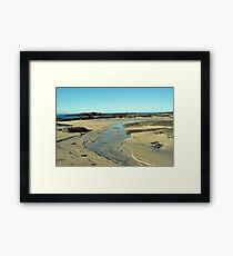 Sanna Bay Ardnamurchan Framed Print