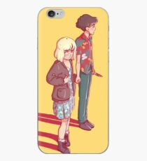 end of the f***ing world iPhone Case