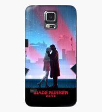 Funda/vinilo para Samsung Galaxy Blade Runner 2049 Rooftop