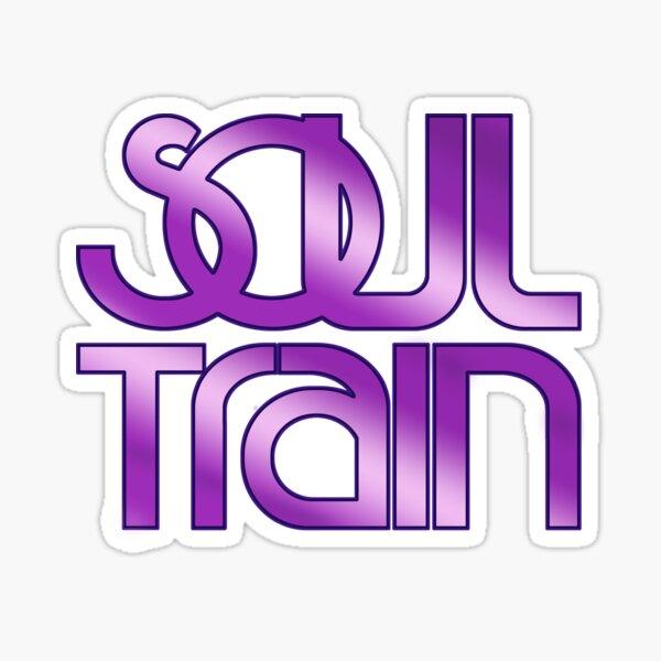 Soul Train Sticker