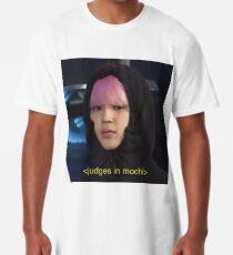 """Jimin """"Richter in Mochi"""" Meme Longshirt"""