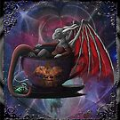 [Tea Cup Dragons] Earl Grey by MeaKitty