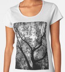 Mount Yarrowyck Tree Women's Premium T-Shirt
