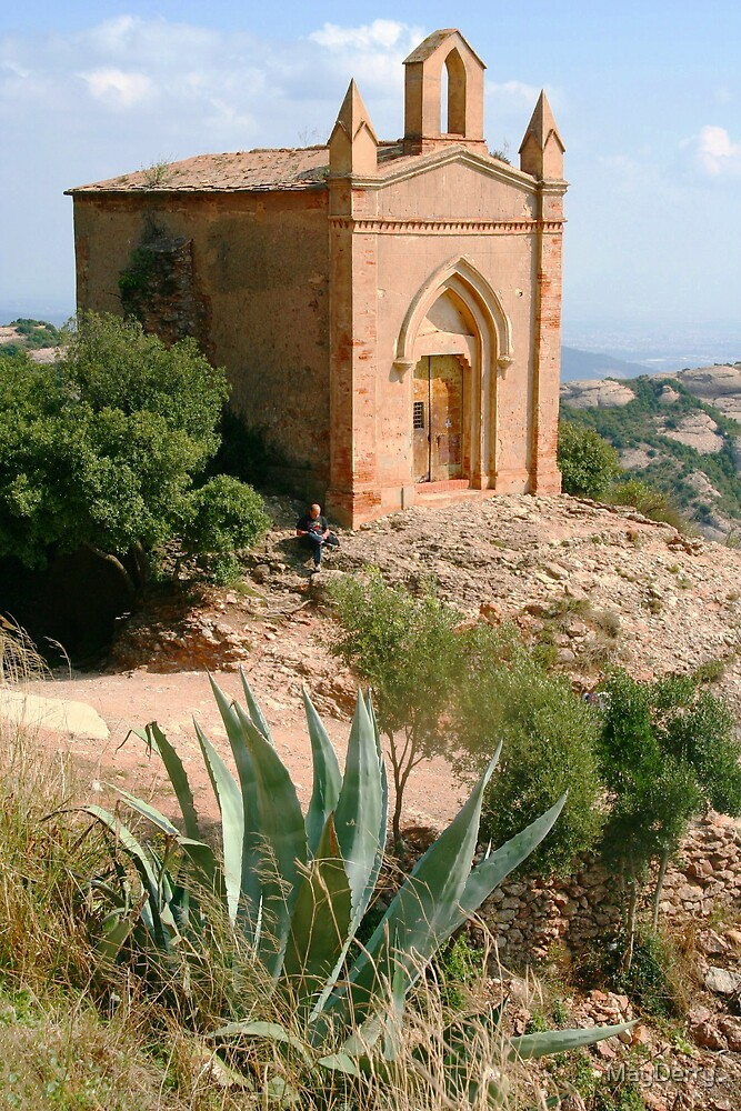 Sant Joan Chapel by MayDerry