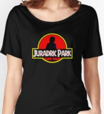 Juradric Park Women's Relaxed Fit T-Shirt