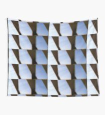 Abstract Architecture Photography Wall Tapestry