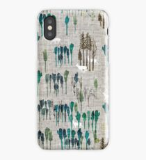 Deep Forest  iPhone Case/Skin