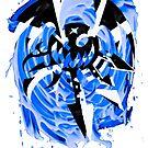 Kronos Blue by angeldramos