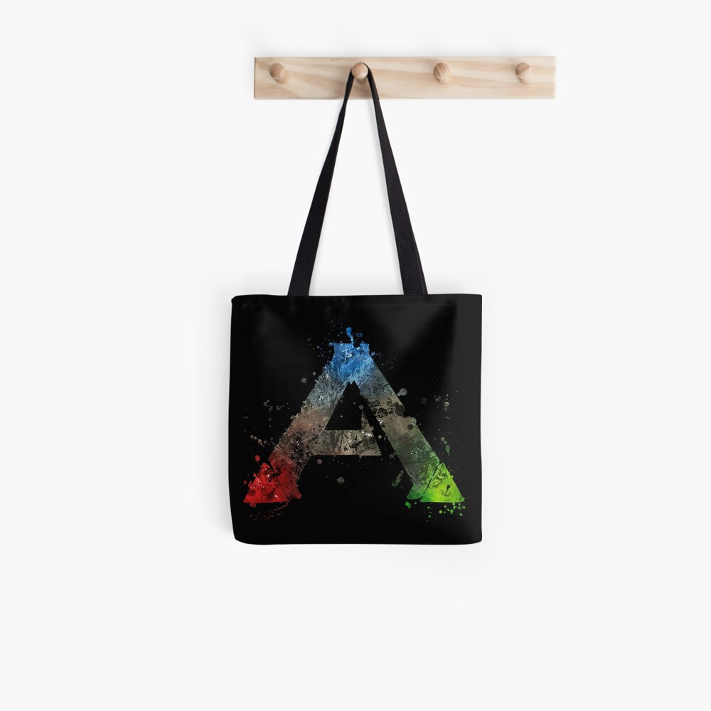 Ark Survival Evolved Splatter Stofftasche