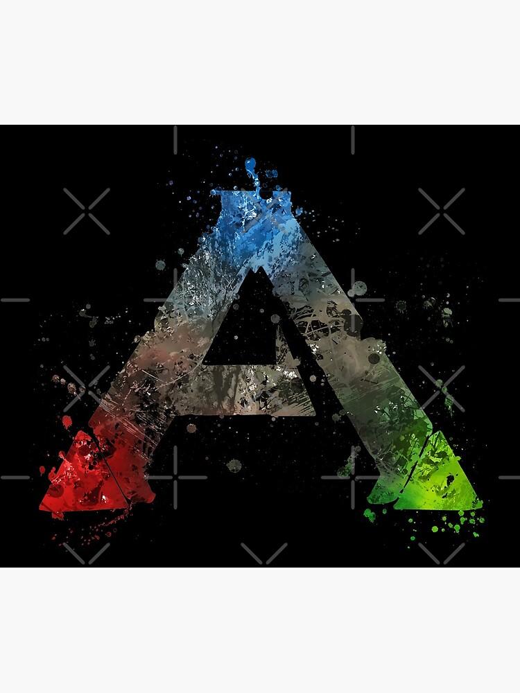 Ark Survival Evolved Splatter  by jsumm52