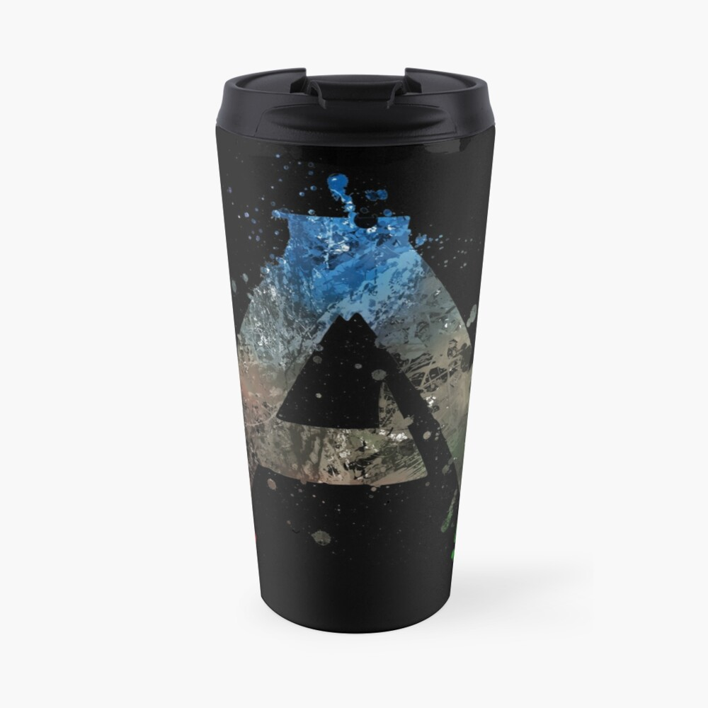 Ark Survival Evolved Splatter  Travel Mug