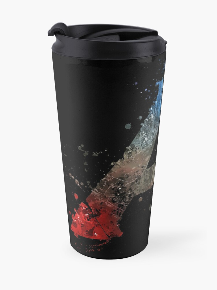 Alternate view of Ark Survival Evolved Splatter  Travel Mug