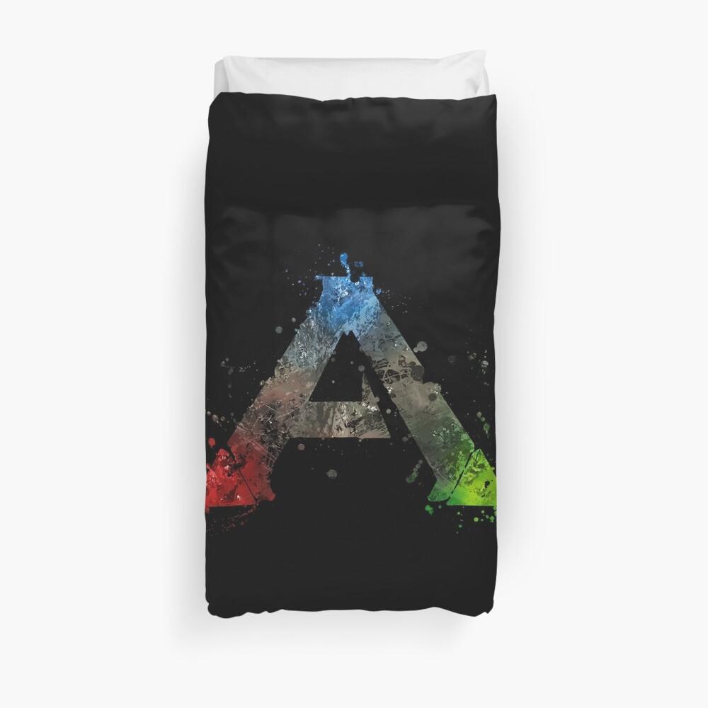 Ark Survival Evolved Splatter Bettbezug
