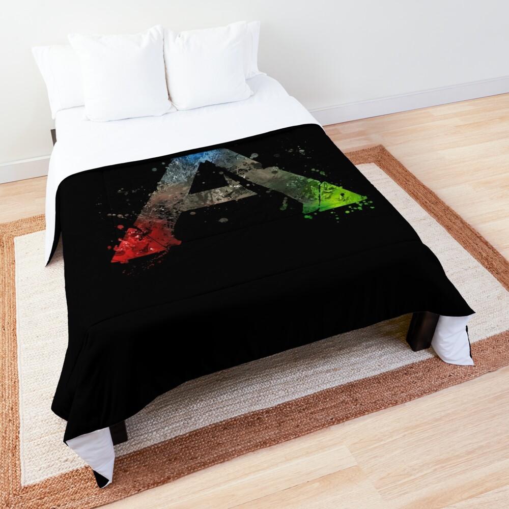 Ark Survival Evolved Splatter  Comforter