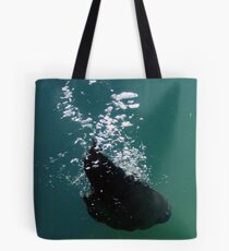 Otter Water Tote Bag