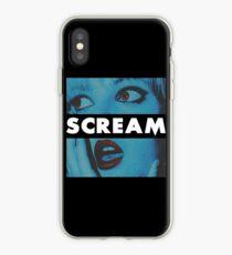 SCREAM iPhone Case