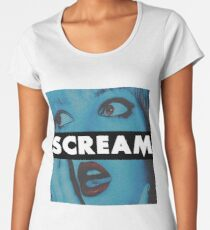 SCREAM Women's Premium T-Shirt