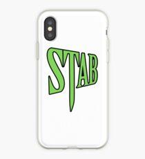 STAB iPhone Case
