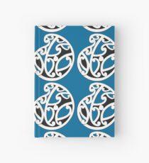 MAD HUE AOTEAROA Blue Hardcover Journal