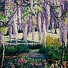'Wisteria Walk' by Helen Miles