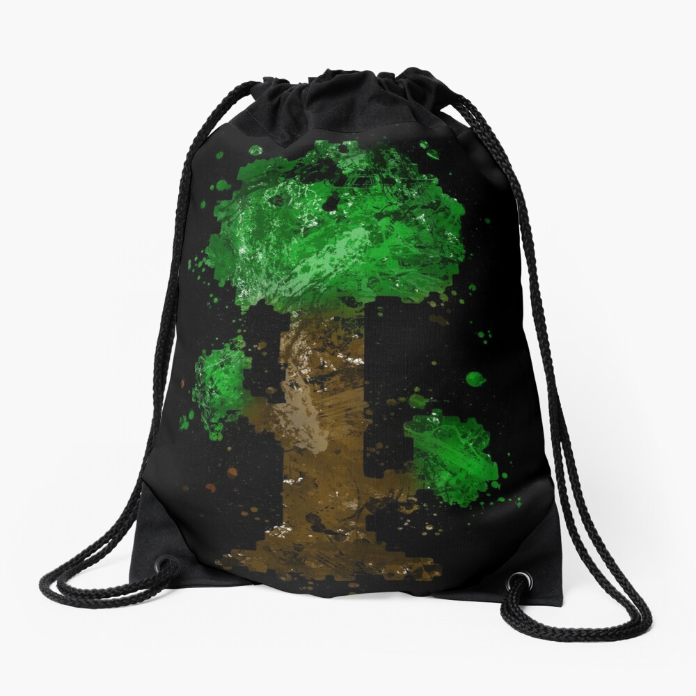 Terraria Drawstring Bag