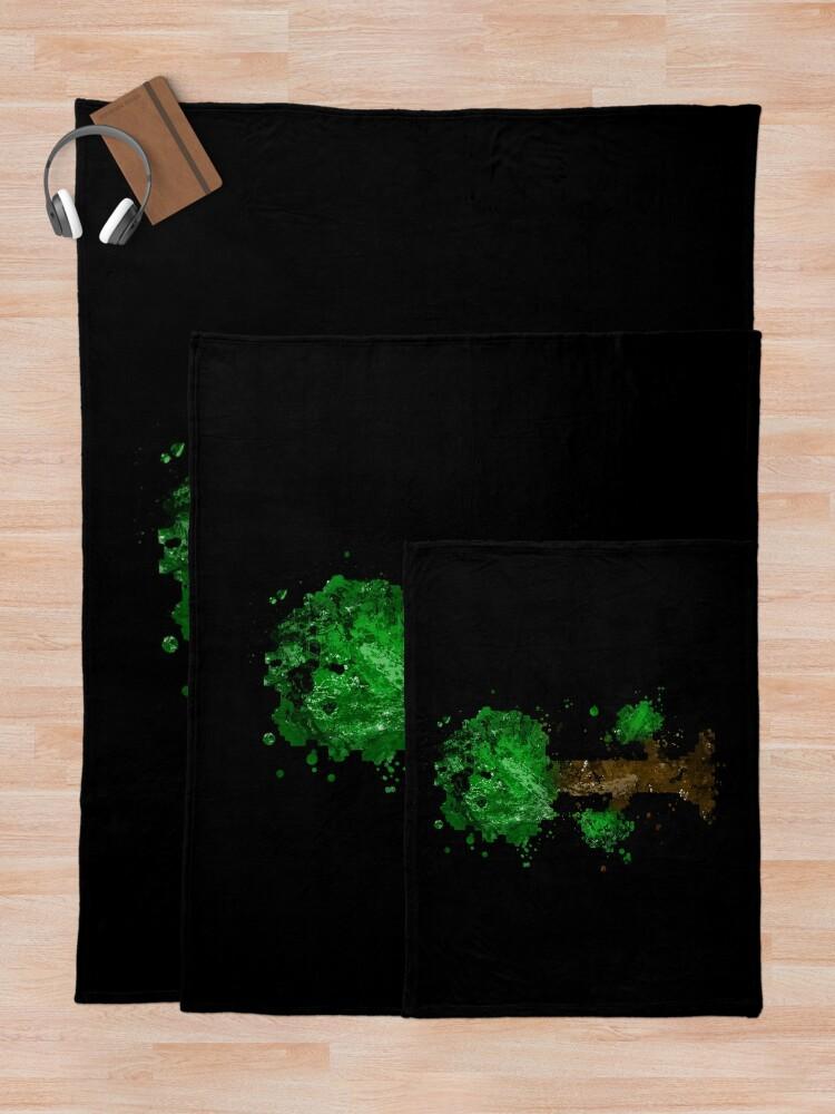 Alternate view of Terraria Throw Blanket