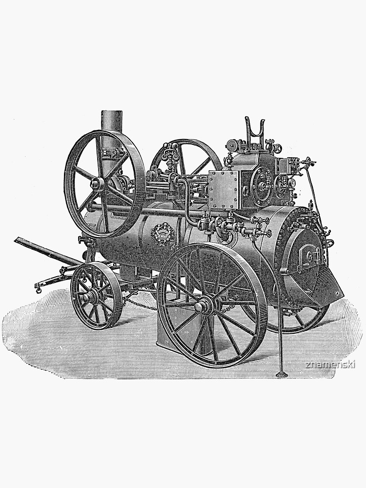 Ancient steam machine #steampunk #steampunkstyle #steampunkfashion #steampunkclothing #Cyberpunk #Dieselpunk #Fantasy #ScienceFiction #Ancientsteammachine #Ancient #steam #machine #steammachine by znamenski