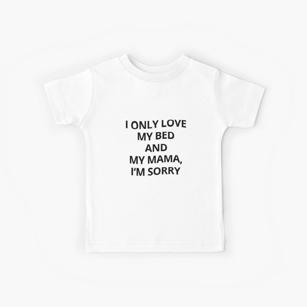 God's Plan Lyrics Kinder T-Shirt