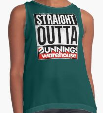 Straight Outta Bunnings Warehouse Contrast Tank