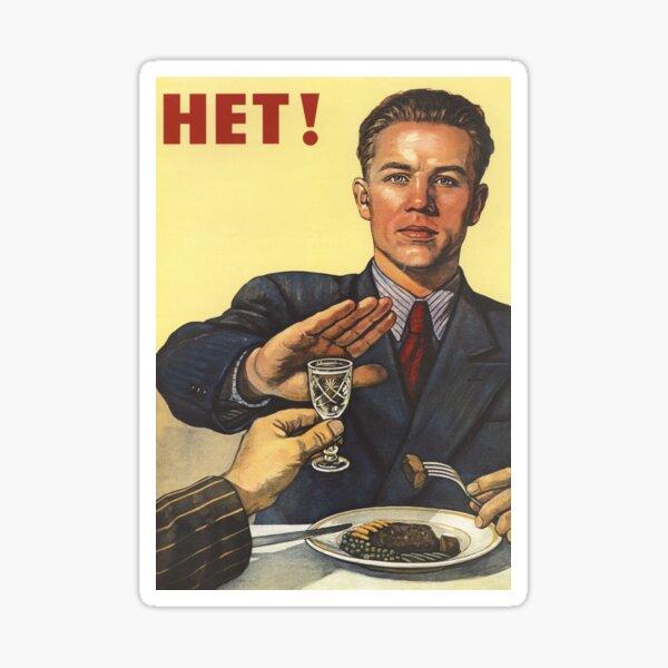 Het Russian Propaganda Sticker