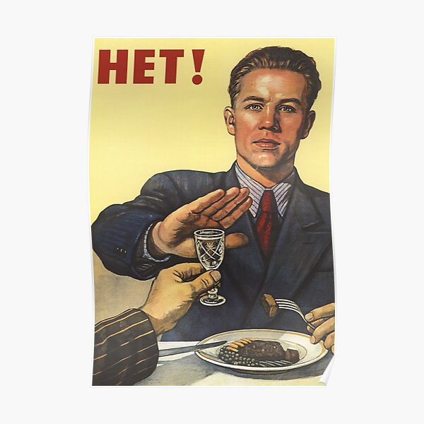 Het Russian Propaganda Poster