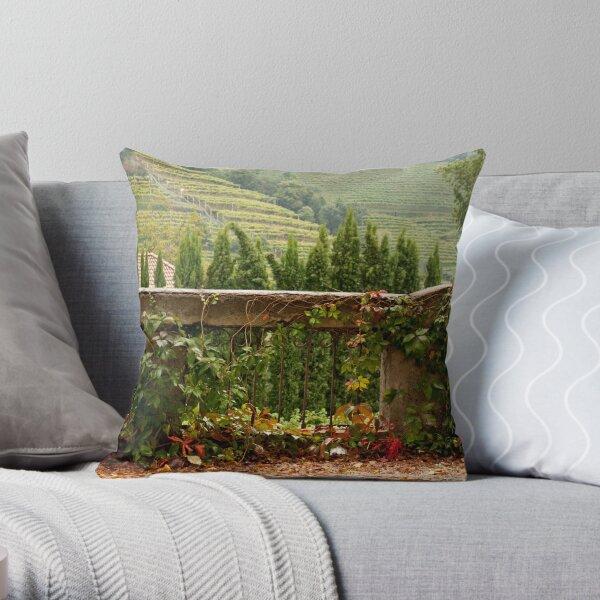 Scenes of Autumn Throw Pillow