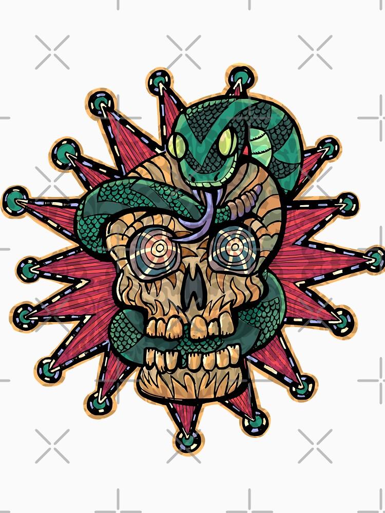 Mexican Tatto by duxpavlic