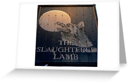 The Slaughtered Lamb by Jeff Clark