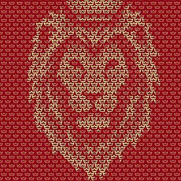 Lion Crown by c0y0te7