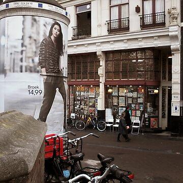 Amsterdam Streets by hajarsdeco