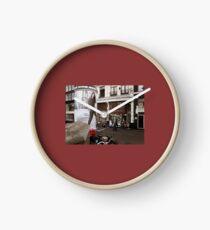 Amsterdam Streets Clock