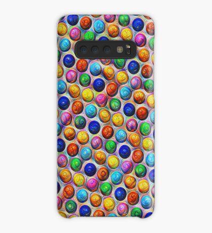 Color Dots #DeepDream Case/Skin for Samsung Galaxy