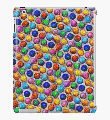 Color Dots #DeepDream iPad Case/Skin