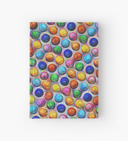 Color Dots #DeepDream Hardcover Journal