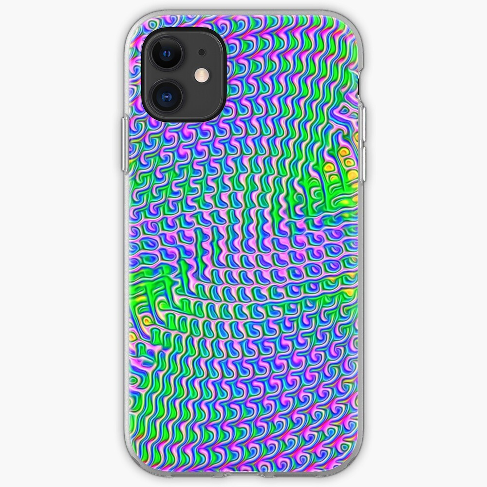 Pattern loud iPhone Case & Cover