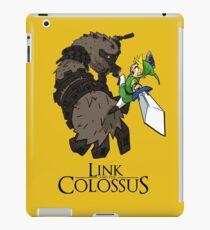 Link y el Coloso Vinilo o funda para iPad
