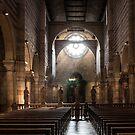 Holy Light  by Maurice Jelinski