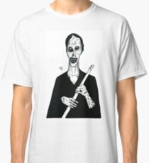 Camiseta clásica IT / PENNYWISE - JUDITH (LADY WITH THE FLUTE) 2017