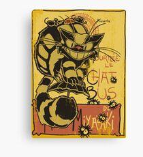 Nekobus, le Chat Noir cartel Lienzo