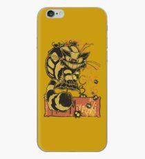 Nekobus, le Chat Noir Vinilo o funda para iPhone