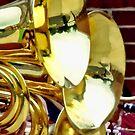 Baritone Horns by Susan Savad